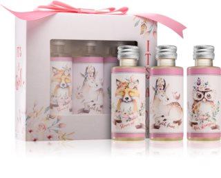 Bohemia Gifts & Cosmetics It's A Girl darčeková sada (pre deti od narodenia) pre deti