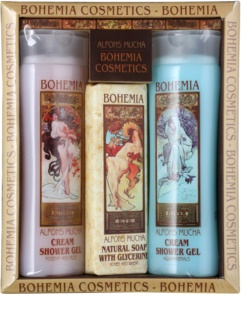 Bohemia Gifts & Cosmetics Alfons Mucha lote cosmético I. (para mujer)