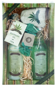 Bohemia Gifts & Cosmetics Cannabis lote cosmético I. (para mujer)