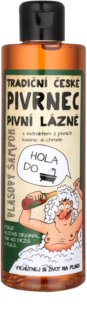 Bohemia Gifts & Cosmetics Pivrnec pivný šampón na vlasy