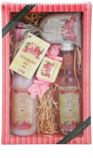 Bohemia Gifts & Cosmetics Rosarium Cosmetic Set I. for Women