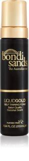 Bondi Sands Liquid Gold mousse auto-bronzante à séchage rapide