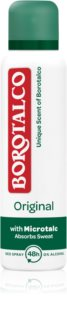 Borotalco Original déodorant anti-transpirant en spray anti-transpiration excessive