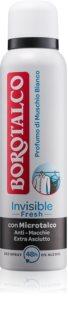 Borotalco Invisible Fresh déodorant en spray effet 48h