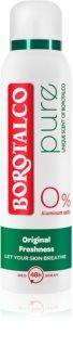 Borotalco Pure Original Freshness deodorant ve spreji bez obsahu hliníku