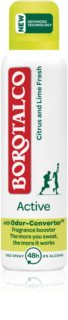 Borotalco Active Citrus & Lime Deodorant Spray 48h