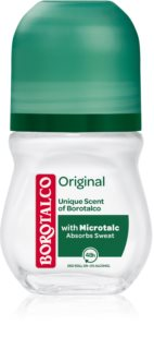 Borotalco Original Roll - On Deodorant Antiperspirant