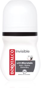 Borotalco Invisible déodorant roll-on