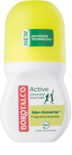 Borotalco Active Citrus & Lime Roll-On Deodorant  48h