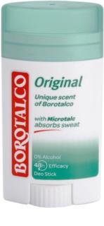 Borotalco Original Solid Antiperspirant And Deodorant