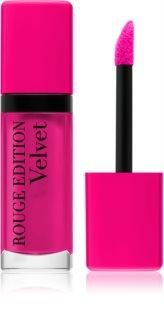 Bourjois Rouge Edition Velvet tekući ruž za usne s mat efektom