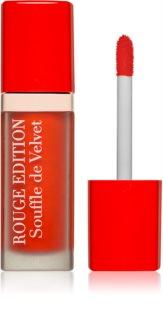 Bourjois Rouge Edition Souffle de Velvet жидкая помада для губ