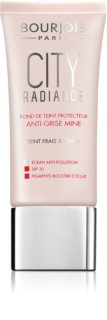 Bourjois City Radiance base protetora SPF 30
