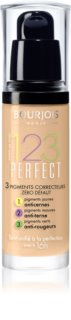 Bourjois 123 Perfect Vloeibare Foundation  voor Perfecte Uitstraling