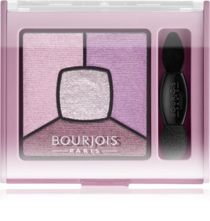 Bourjois Smoky Stories paleta sjenila za oči sa smokey eye efektom