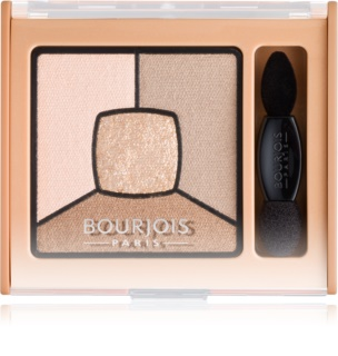 Bourjois Smoky Stories paleta cieni do powiek smokey eyes
