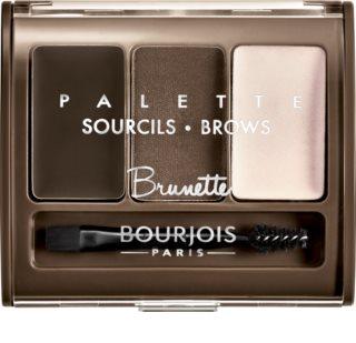 Bourjois Palette Sourcils Brows paletka do brwi