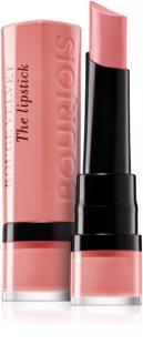 Bourjois Rouge Velvet The Lipstick ruj mat