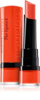 Bourjois Rouge Velvet The Lipstick rouge à lèvres mat