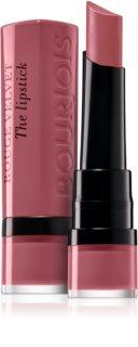 Bourjois Rouge Edition Velvet матовая помада для губ
