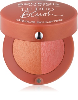 Bourjois Le Duo Blush διπλό ρουζ