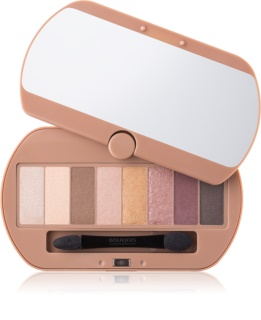 Bourjois Eye Catching Eyeshadow Palette, 8 Shades