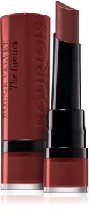 Bourjois Rouge Velvet The Lipstick matná rtěnka