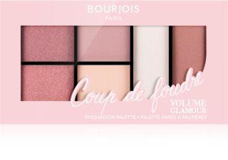 Bourjois Volume Glamour paleta očních stínů