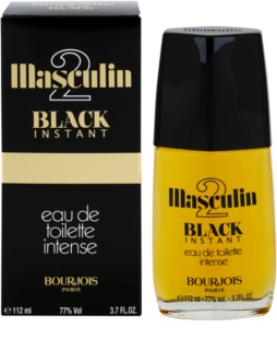 Bourjois Masculin Black Instant туалетна вода для чоловіків