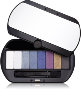Bourjois Le Smoky παλέτα με σκιές ματιών 8 χρωμάτων