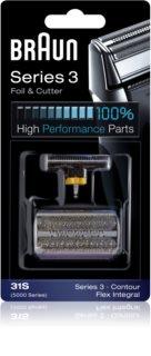 Braun Series 3  31S CombiPack Foil & Cutter mrežica za brijaći aparat + oštrica