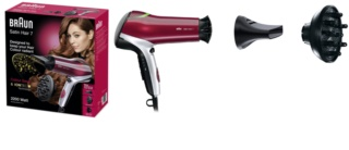 Braun Satin Hair 7 Colour HD 770 Hårtørrer