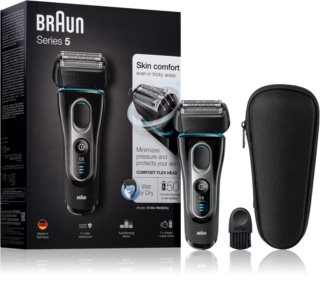 Braun Series 5 5145s Wet&Dry Foil Hair Trimmer