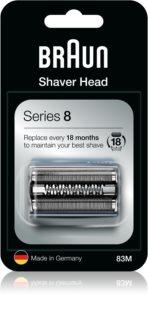 Braun Series 8 Cassette 83M láminas de recambio