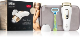 Braun Silk Expert Pro 5 IPL for Body, Face, Bikini Area and Underarms