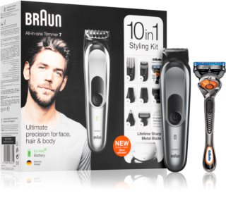 Braun All-In-One Trimmer MGK7221 prirezovalnik za celo telo