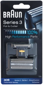 Braun Series 3  30B CombiPack Foil & Cutter tiras e lâminas de corte