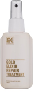 Brazil Keratin Gold Oil Care with Nourishing and Moisturizing Effect