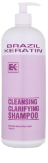 Brazil Keratin Clarifying shampoing purifiant