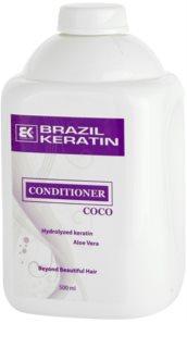 Brazil Keratin Coco Conditioner  voor Beschadigd Haar
