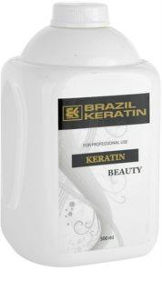 Brazil Keratin Beauty Keratin αναγεννητική θεραπεία  για κατεστραμμένα μαλλιά