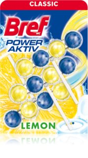 Bref Power Activ Lemon disgorgante