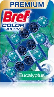Bref Color Active Eucalyptus toiletblok