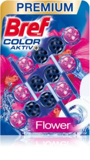 Bref Color Active Flower  toiletblok