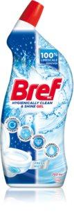 Bref Hygienically Clean & Shine Gel Fresh detersivo per WC