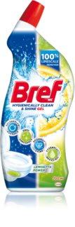 Bref Hygienically Clean & Shine Gel Lemonitta Power  detersivo per WC
