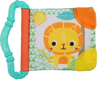 Bright Starts Teether & Rattle chew toy 3m+ Lion