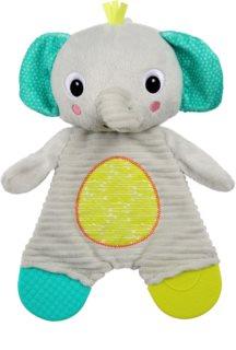 Bright Starts Snuggle&Teethe chew toy 0 m+ Elephant