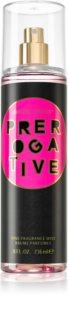 Britney Spears Prerogative  parfümözött spray a testre hölgyeknek