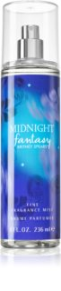 Britney Spears Fantasy Midnight spray corpo profumato da donna